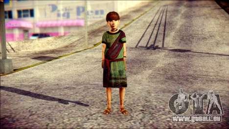 Child Vago Skin pour GTA San Andreas