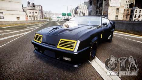 Ford Falcon XB GT351 Coupe 1973 Mad Max pour GTA 4