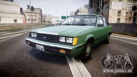 Ford LTD LX 1985 v1.6 pour GTA 4