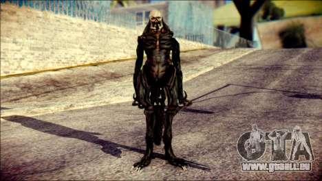 Verdugo Resident Evil 4 Skin pour GTA San Andreas