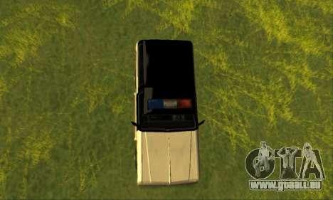 Beta Police Ranger für GTA San Andreas rechten Ansicht