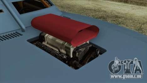 GTA 5 Imponte Dukes ODeath HQLM pour GTA San Andreas vue arrière