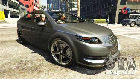 Le passager v0.1 pour GTA 5