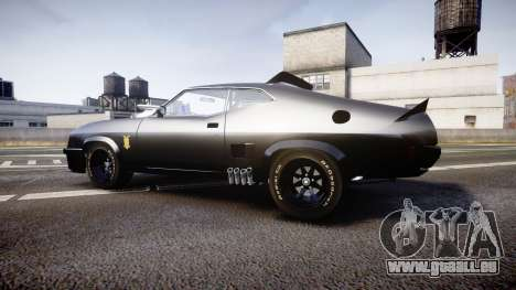 Ford Falcon XB GT351 Coupe 1973 Mad Max für GTA 4 linke Ansicht