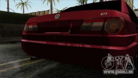 Volkswagen Santana für GTA San Andreas Rückansicht