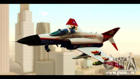 McDonnell Douglas F-4E Phantom II für GTA San Andreas