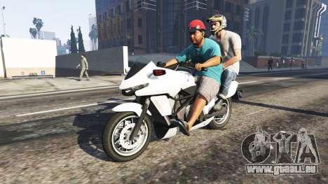 GTA 5 Die Passagier-v0.1 zweite Screenshot