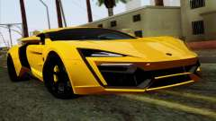 Lykan Hypersport 2014 Livery Pack 2