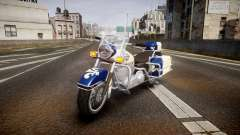 GTA V Western Motorcycle Company Sovereign QC für GTA 4
