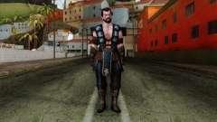 Sub-Zero Skin Mortal Kombat X
