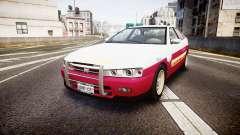 Dinka Chavos Paramedic
