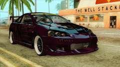 Acura RSX Hinata Itasha