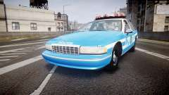 Chevrolet Caprice 1994 LCPD Patrol [ELS]