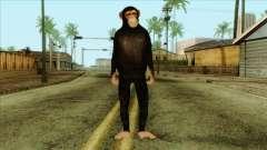 Monkey Skin from GTA 5 v1 pour GTA San Andreas