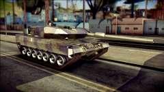 Leopard 2A6 PJ