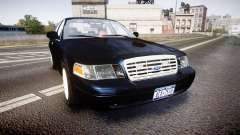 Ford Crown Victoria NYPD Unmarked [ELS]