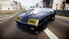 Ford Falcon XB GT351 Coupe 1973 Mad Max