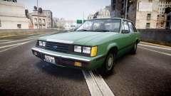 Ford LTD LX 1985 v1.6 für GTA 4