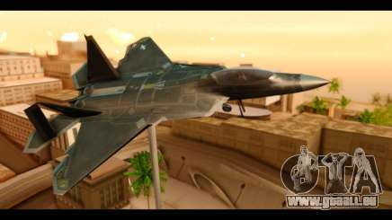 F-22 Raptor Flash pour GTA San Andreas