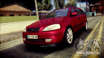 Opel Astra G Caravan pour GTA San Andreas