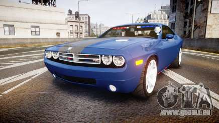 Dodge Challenger RT 2006 Pursuit Vehicle [ELS] für GTA 4
