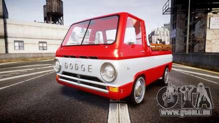 Dodge A100 Pickup 1964 pour GTA 4