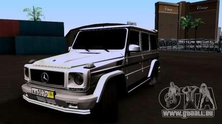 Mercedes-Benz G55 AMG pour GTA San Andreas