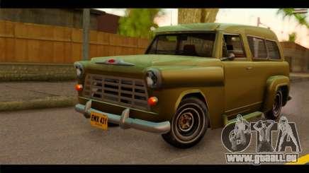 Chevrolet 56 pour GTA San Andreas