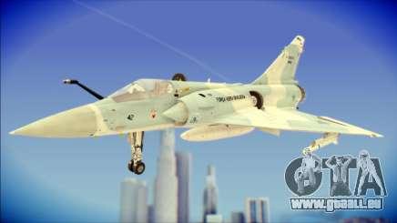 Dassault Mirage 2000-C FAB pour GTA San Andreas