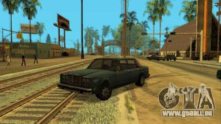 Beta VC Greenwood für GTA San Andreas