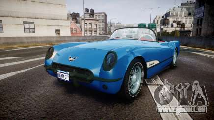 Mafia II Shubert Frigate [EPM] für GTA 4