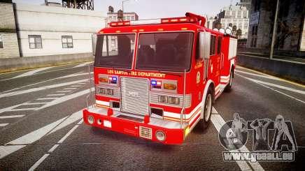 GTA V MTL Firetruck pour GTA 4