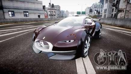 Citroen Survolt pour GTA 4