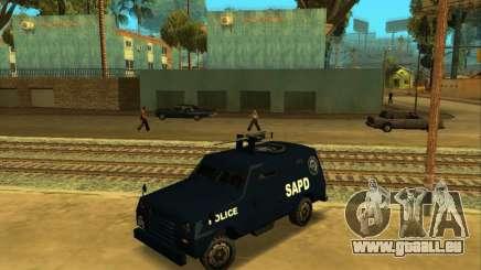 Beta FBI Truck für GTA San Andreas