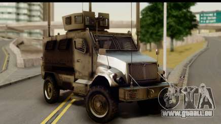 International MaxxPro MRAP pour GTA San Andreas