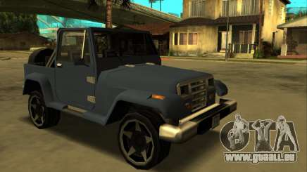 Mesa Final pour GTA San Andreas