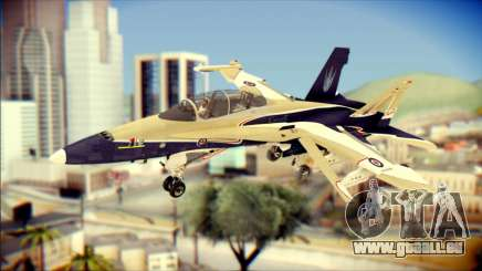 FA-18D Hornet RCAF pour GTA San Andreas
