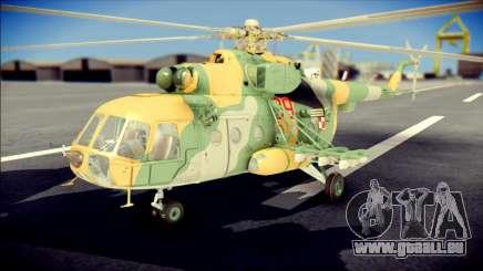 Mil Mi-8 Polish Air Force pour GTA San Andreas