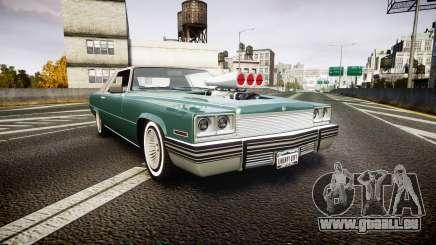 Albany Manana GTA V Style pour GTA 4