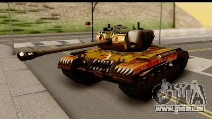 M26 Pershing Tiger für GTA San Andreas