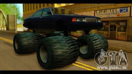 Monster Merit pour GTA San Andreas