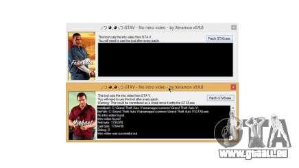 GTAV No intro video v0.9.8 für GTA 5