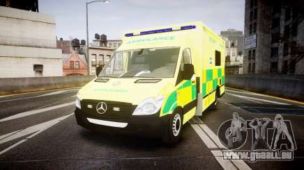 Mercedes-Benz Sprinter Ambulance [ELS] pour GTA 4
