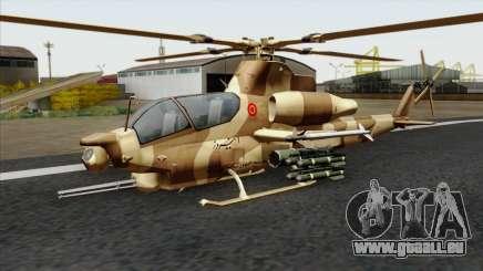 AH-1Z Viper IRIAF für GTA San Andreas