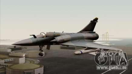 Dassault Mirage 2000-5 ACAH pour GTA San Andreas