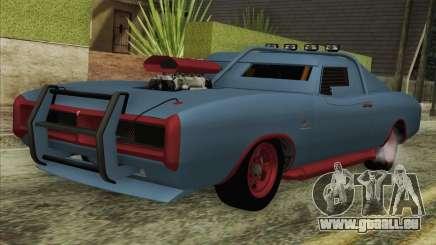 GTA 5 Imponte Dukes ODeath HQLM pour GTA San Andreas