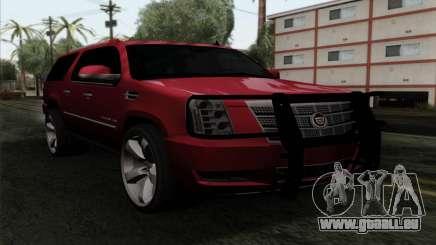 Cadillac Escalade 2013 pour GTA San Andreas