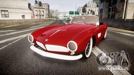 BMW 507 1959 Stock Hamann Shutt VX4 [RIV] pour GTA 4