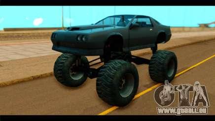 Monster Buffalo pour GTA San Andreas