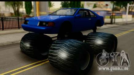 Monster Fortune pour GTA San Andreas